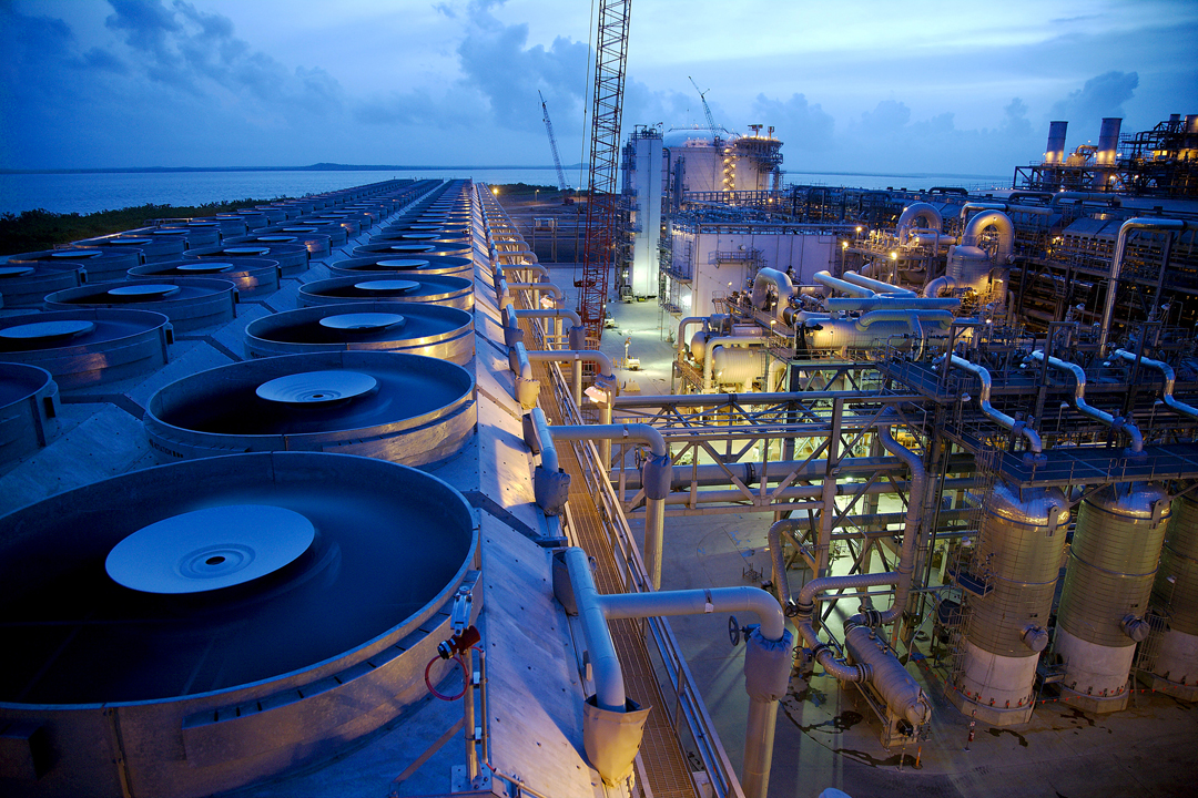 LNG exporting projects in south Louisiana continue to steam ahead