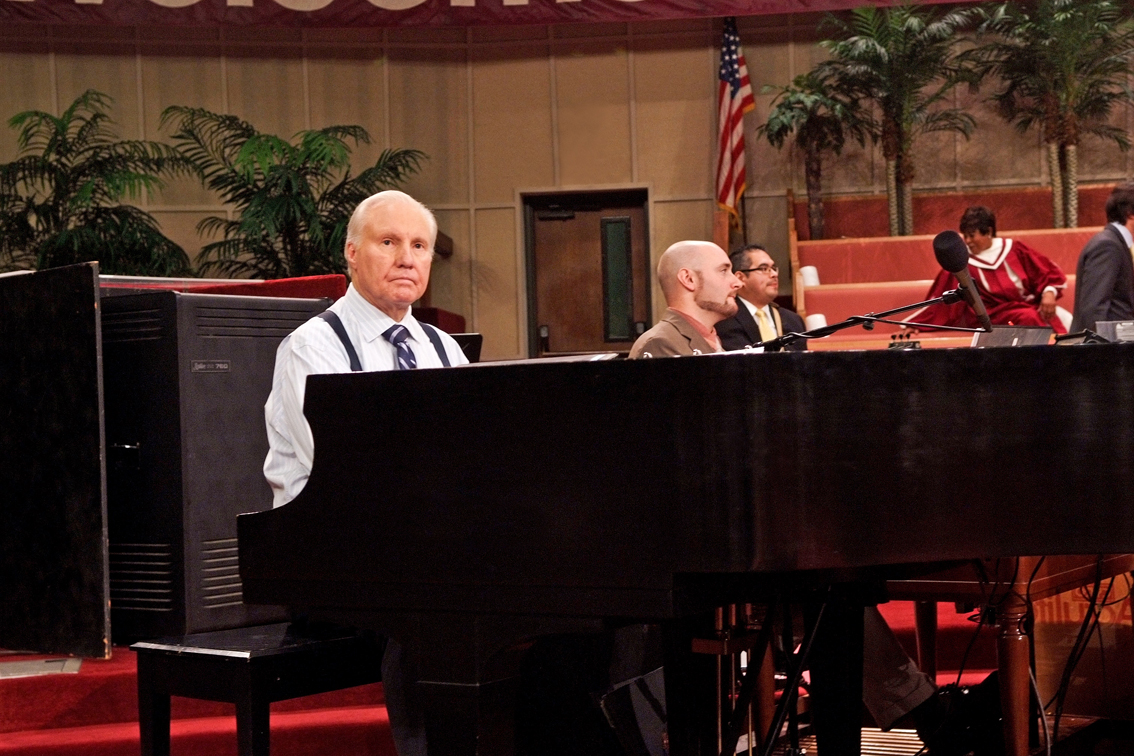 The Rev  Jimmy Swaggart's SonLife Broadcasting Network has breathed