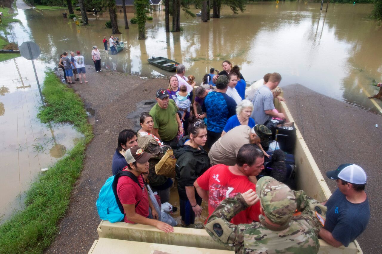 State cancels $250M contract awarded for flood relief