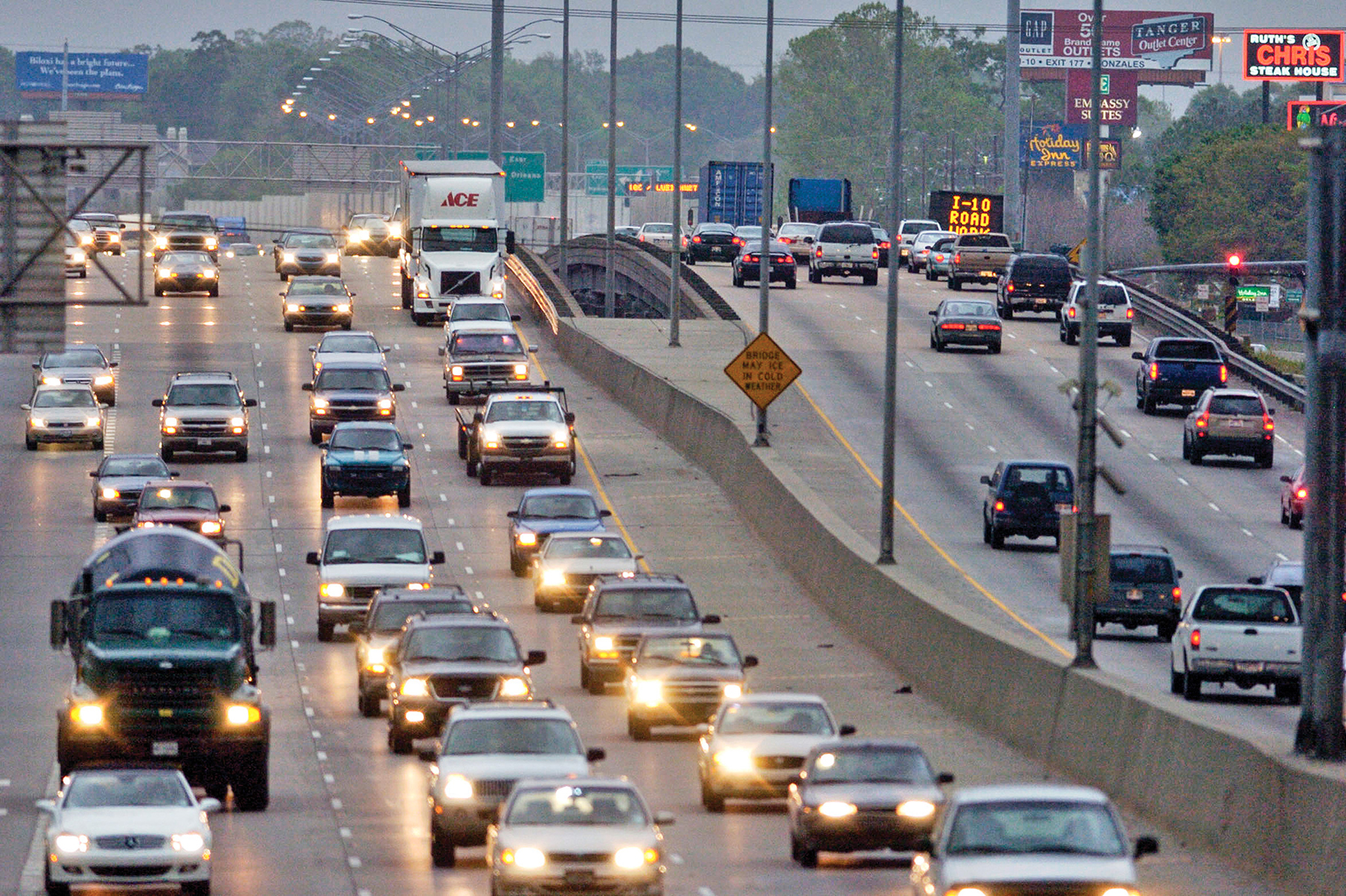 Baton Rouge I-10 widening project to be paid for with