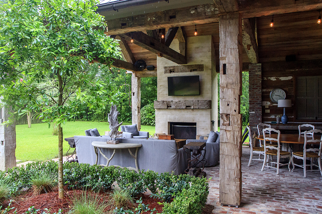 Outdoor kitchens to die for in Baton Rouge - Baton Rouge ...