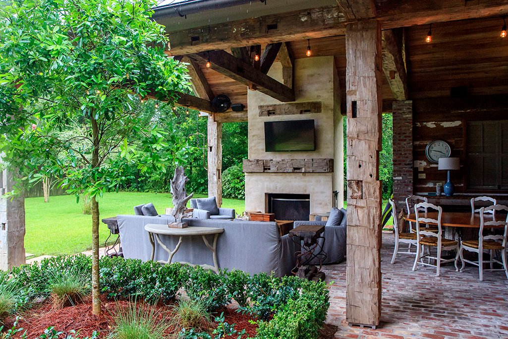 Outdoor Kitchens To Die For In Baton Rouge Baton Rouge Business