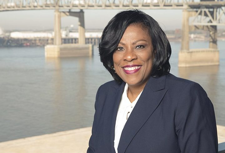 Sharon Weston Broome Baton Rouge Mayor