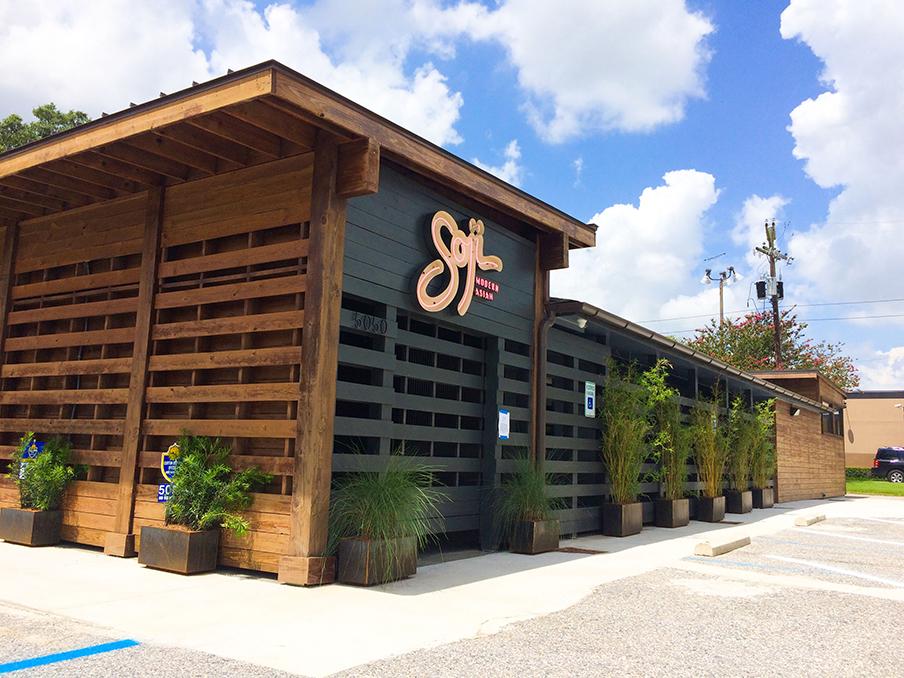 Baton Rouge restaurants Soji