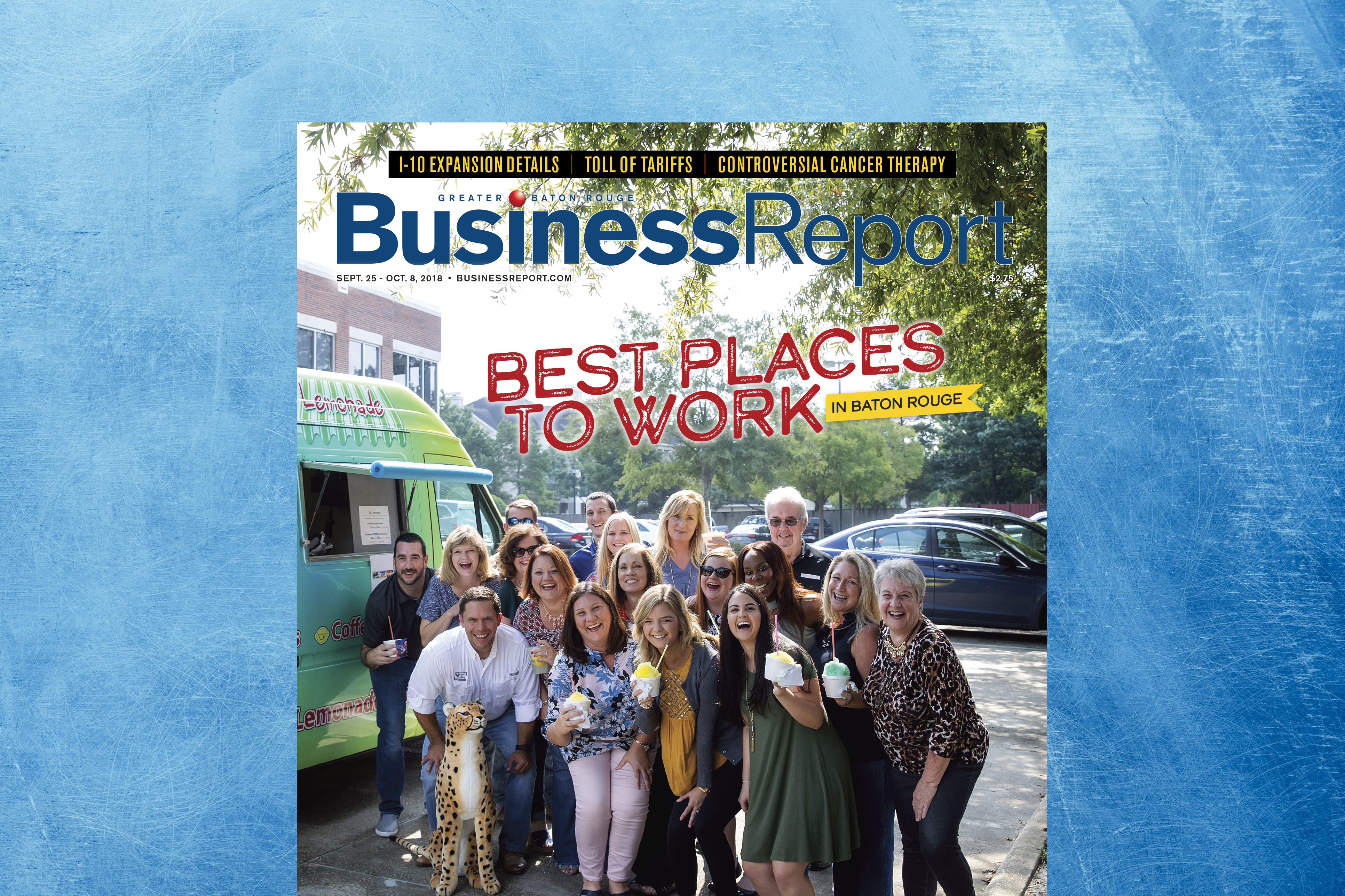 baton rouge business report staff
