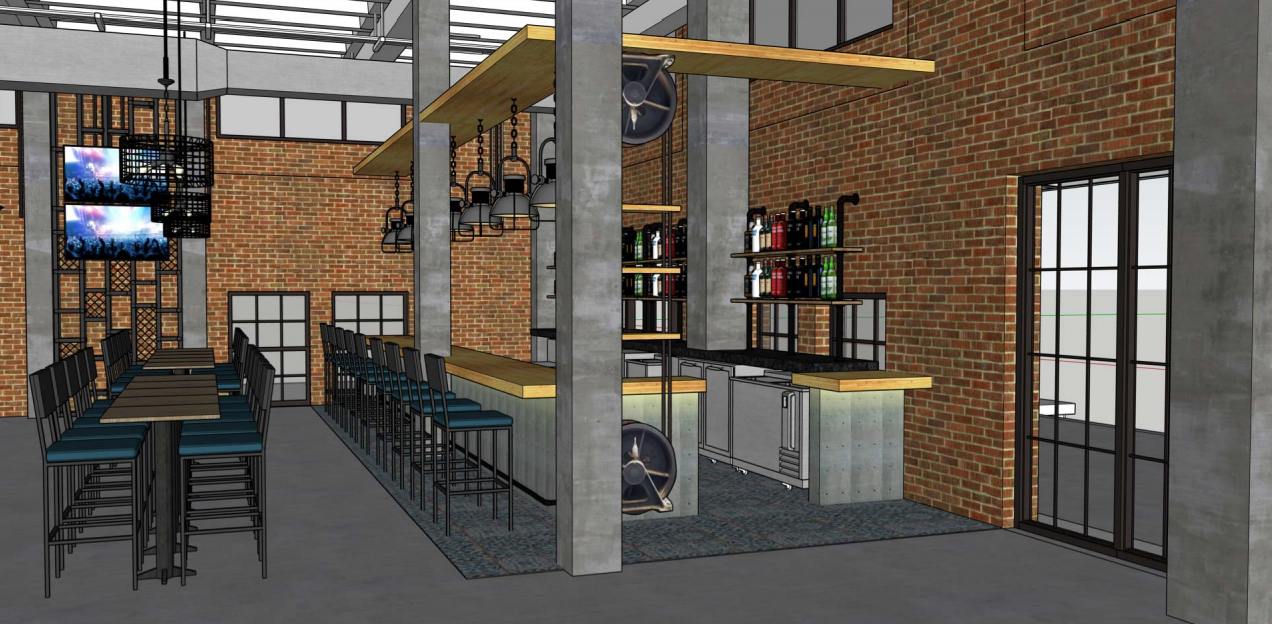 Red stick social eyeing february grand opening