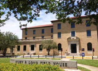 LSU Huey Long Field House