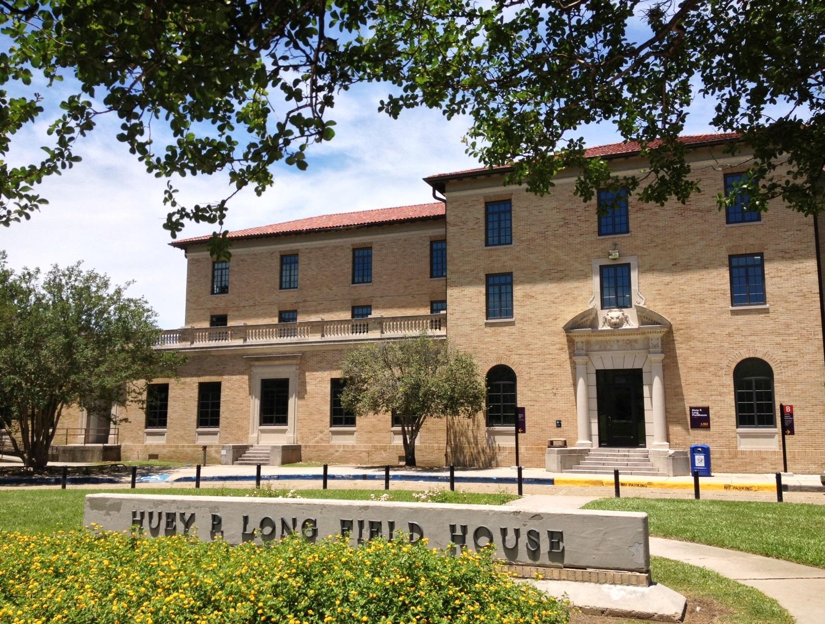 LSU Huey Long Field House