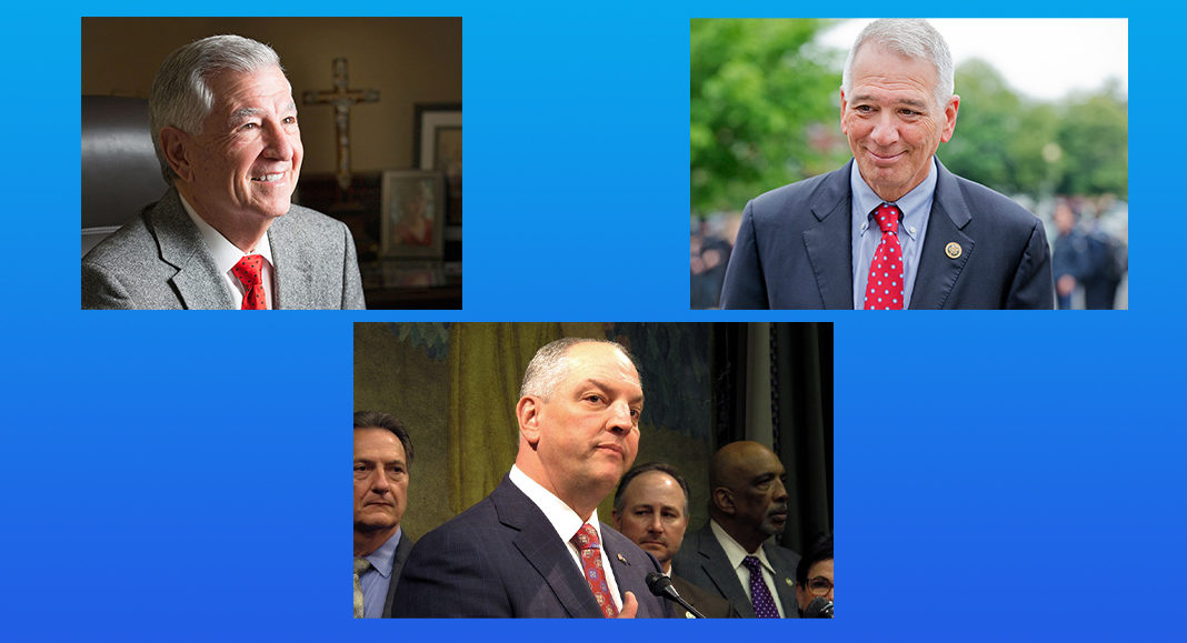Louisiana politics governor's race
