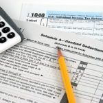 taxes itemized deductions