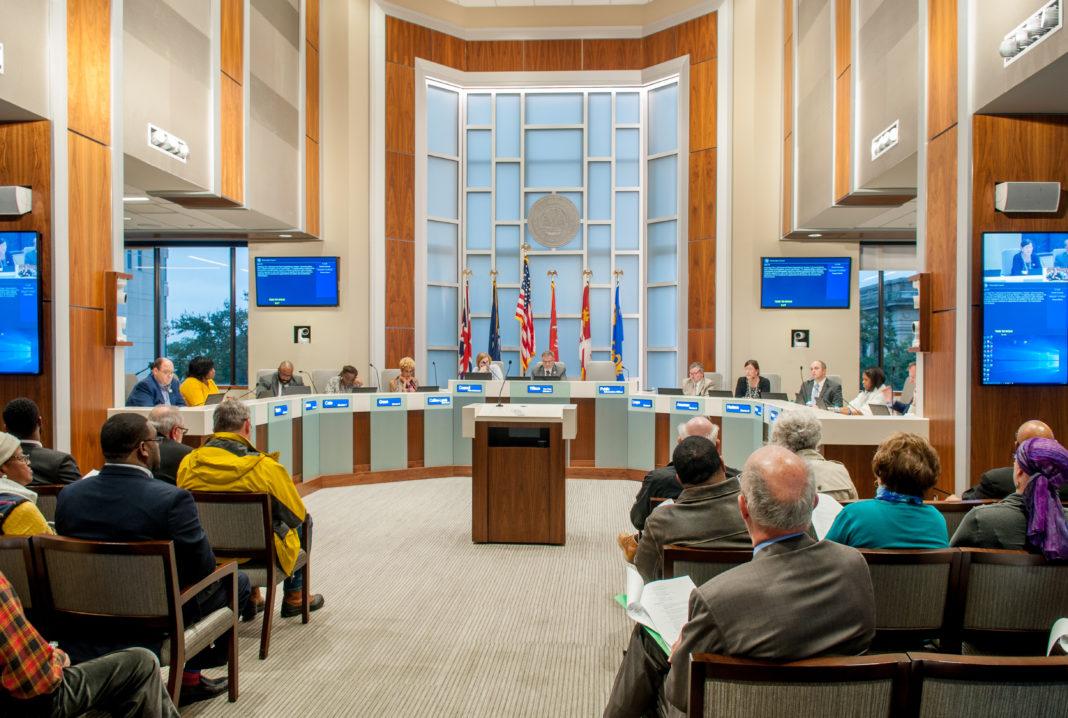 Metro Council rezoning development