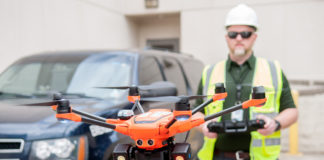 drone DEQ technology