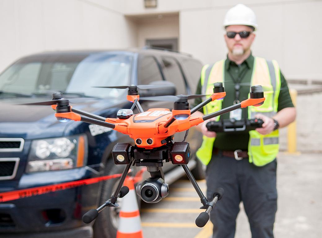 drone DEQ technology