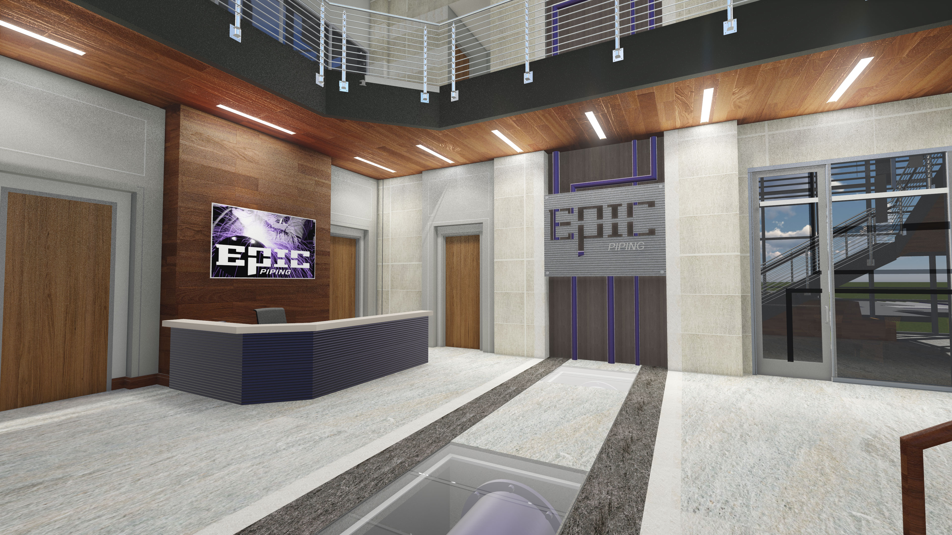 Epic Piping acquires Interline Avenue building for new HQ