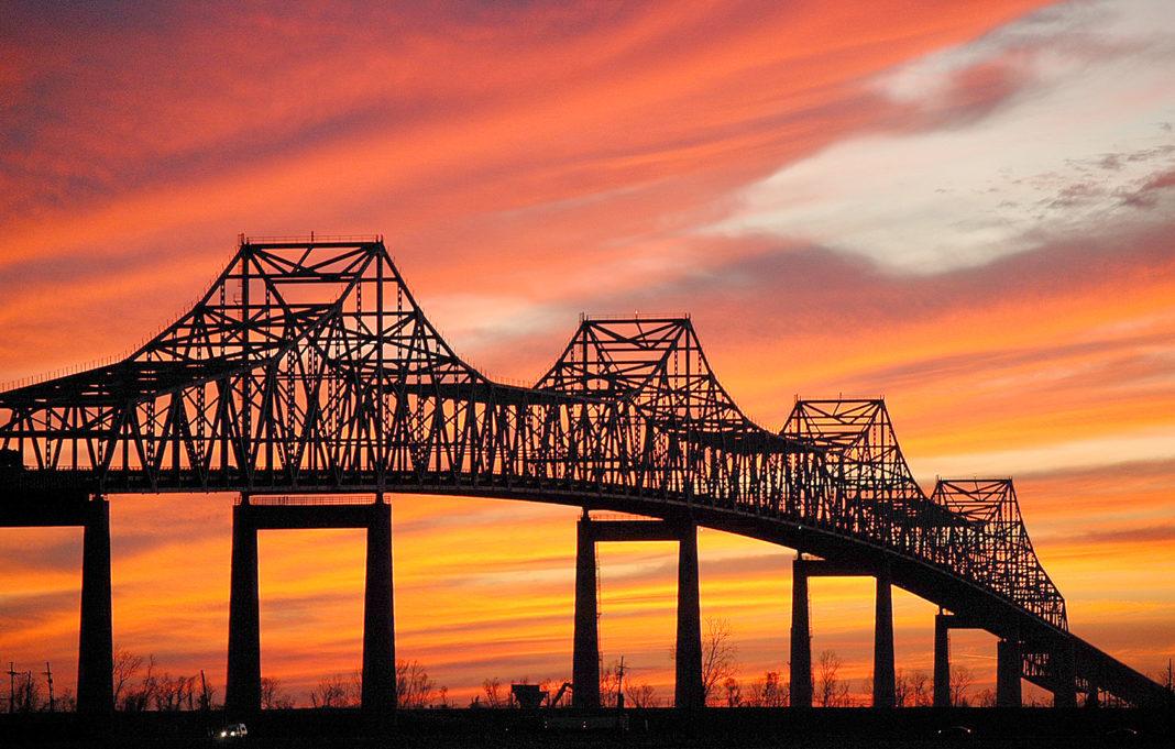 Louisiana Sunshine bridge