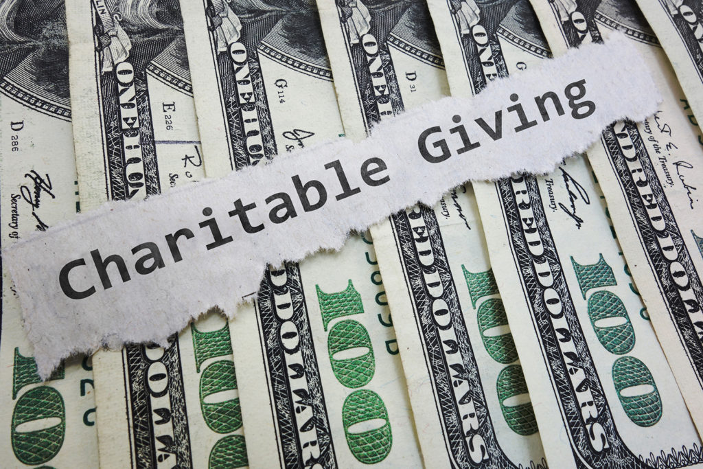 financial planning charitable