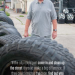 Florida Boulevard Richard Empson tires