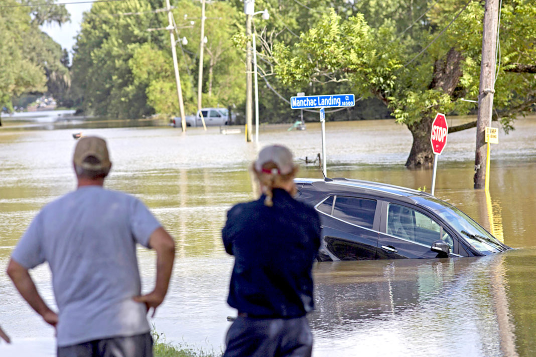 development flood concerns