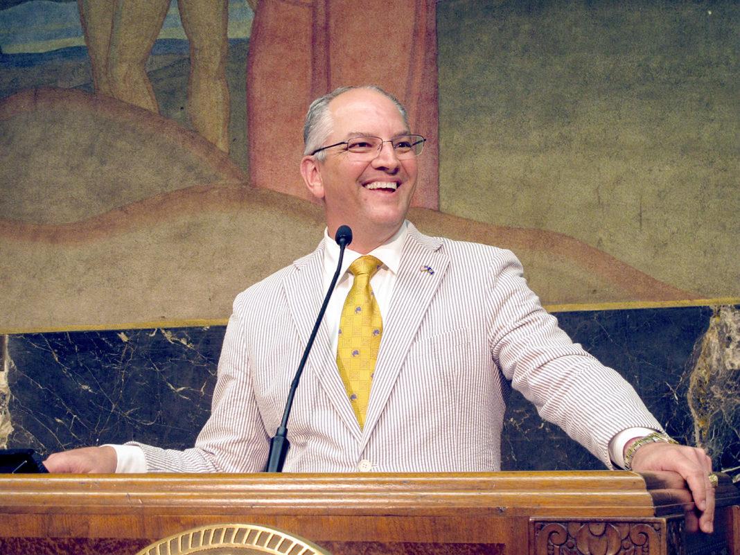 legislative session business