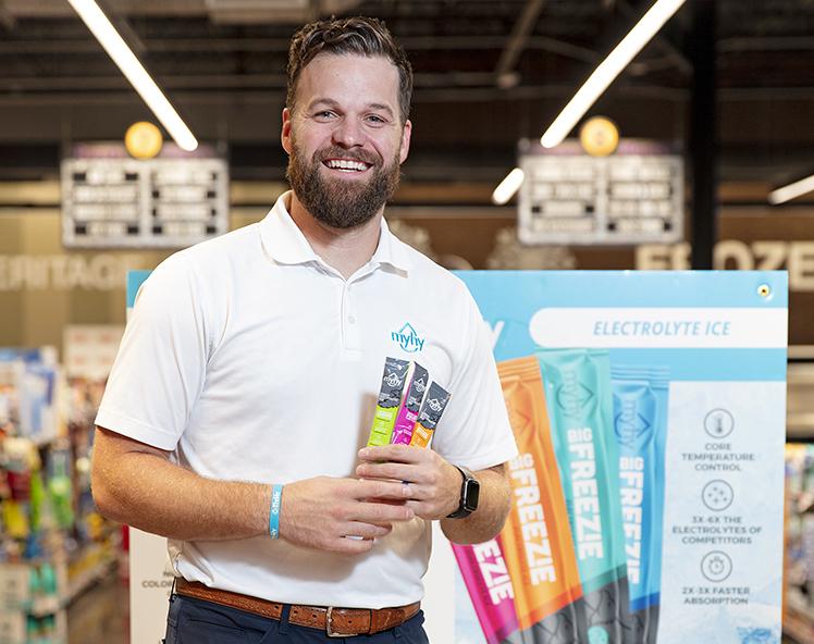 Entrepreneur Matt Flynn