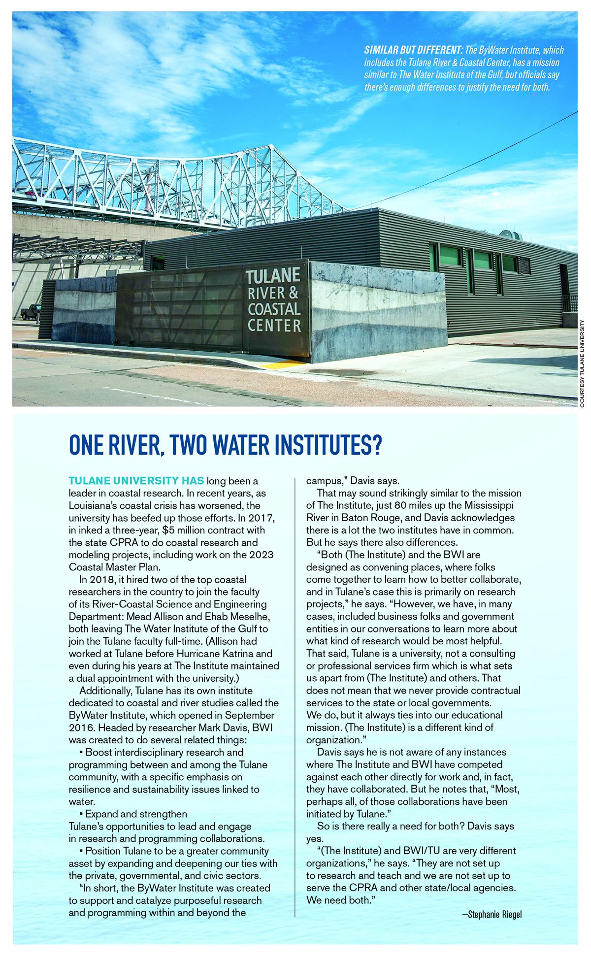 Water Institute