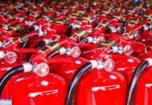 Louisiana Fire Extinguisher