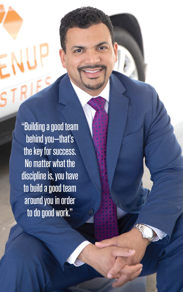 Entrepreneur Rodney Greenup quote