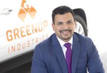 Entrepreneur Rodney Greenup