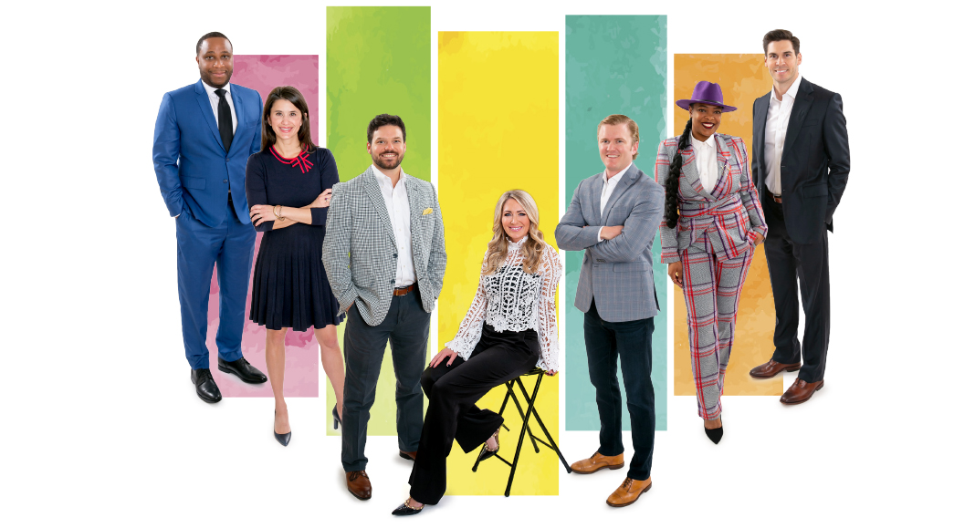 2019 Forty Under 40 - Greater Baton Rouge Business Report