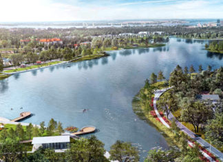 LSU Lakes City Park Lakes