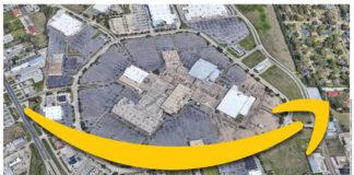 Amazon Cortana Mall