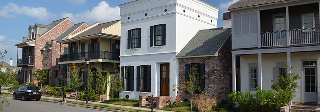 hot housing in Baton Rouge subdivision
