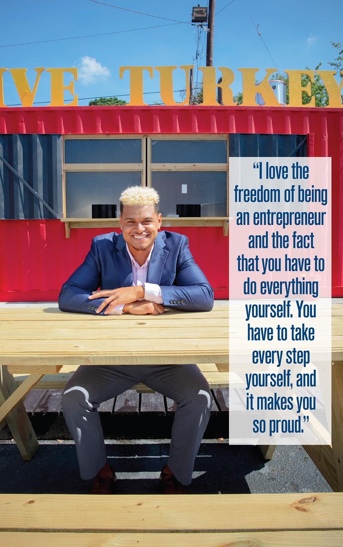 Cameron Jackson entrepreneur
