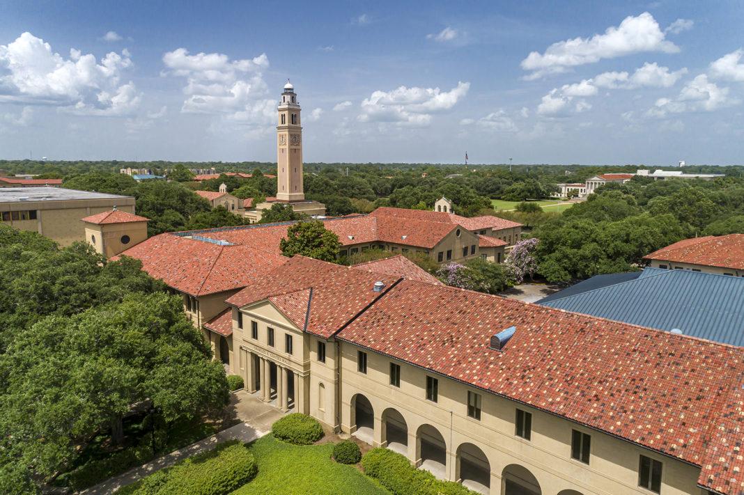 higher education LSU colleges universities