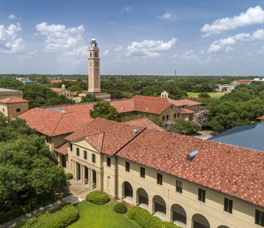 higher education LSU colleges universities