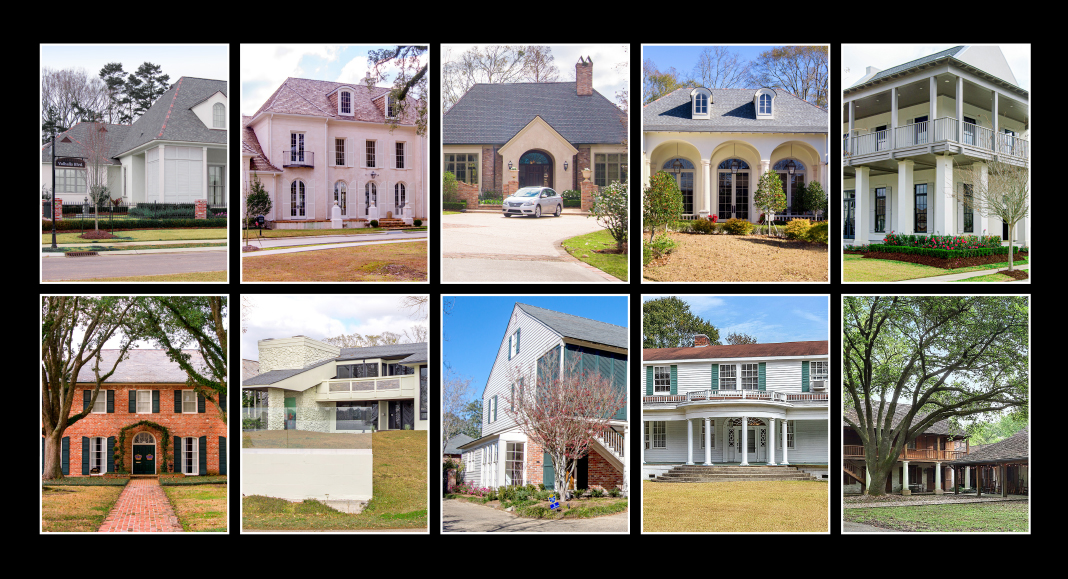Most expensive homes 2020 Baton Rouge