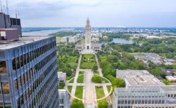 legislative session Louisiana