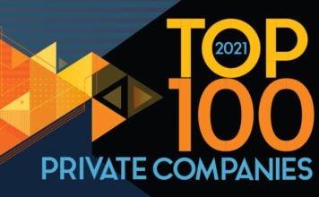 Top 100 private companies